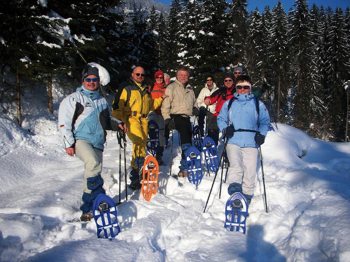 brixnerhof im Zillertal: winter