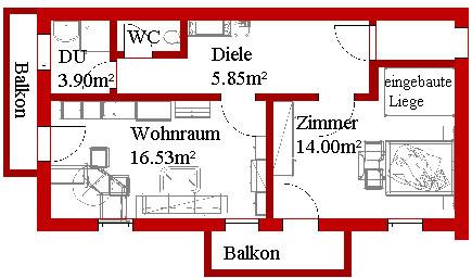 brixnerhof im zillertal: apfelbaum-plan