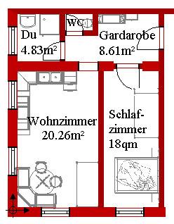 brixnerhof im zillertal: obstgarten-plan