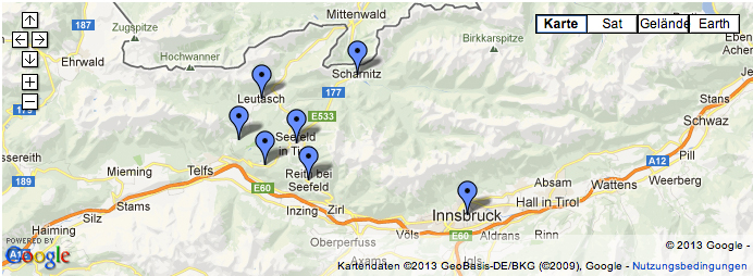 Googlemap-seefeld