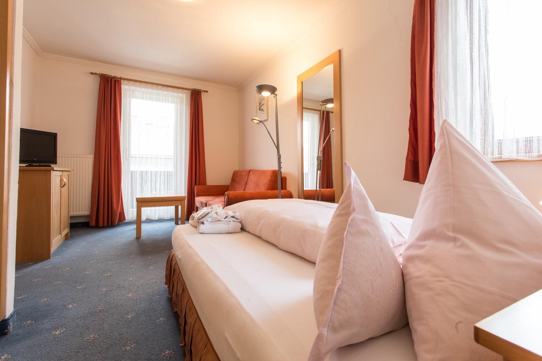 Hotel Solstein Seefeld: Einzelzimmer